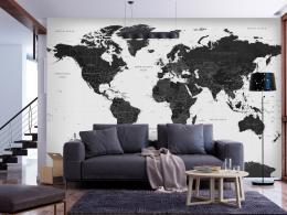 Murando DeLuxe Èernobílá mapa