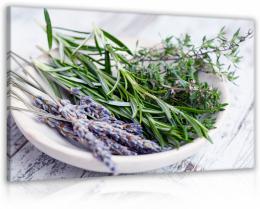 InSmile ® Obraz miska bylinek  - zvìtšit obrázek