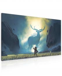 InSmile ® Obraz - majestátní jelen