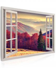 InSmile ® Obraz Snový výhled z okna  - zvìtšit obrázek