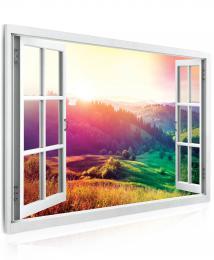 InSmile ® Obraz Výhled do barevné krajiny  - zvìtšit obrázek