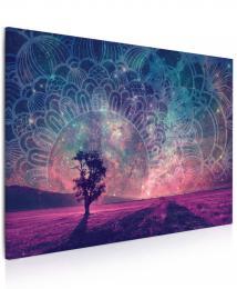 Malvis Obraz Mandala na hvìzdném nebi
