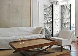 Murando DeLuxe Paraván alabastrová zahrada  - zvìtšit obrázek