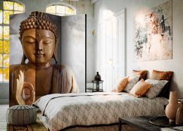 Murando DeLuxe Paraván Buddha  - zvìtšit obrázek