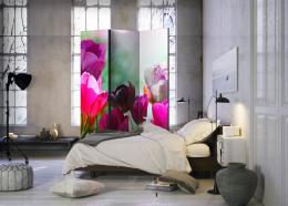 Murando DeLuxe Paravány krásné tulipány  - zvìtšit obrázek