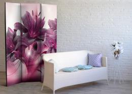 Murando DeLuxe Paraván fialový plamen  - zvìtšit obrázek