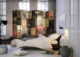 Murando DeLuxe Paraván knižní ráj  - zvìtšit obrázek