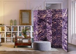 Murando DeLuxe Paraván fialová abstrakce  - zvìtšit obrázek