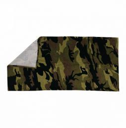 907 Plážová osuška Camouflage Camouflage|75 x 150 cm