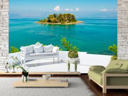 Murando DeLuxe 3D tapeta Soukromý ostrov