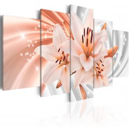 Murando DeLuxe Obrazy na stìnu - korálová lilie