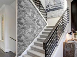 Murando DeLuxe Vùnì betonu Klasické tapety  49x1000 cm - samolepicí