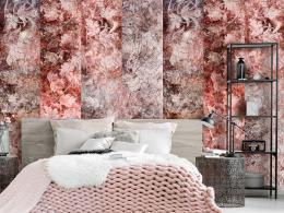 Murando DeLuxe Korálová kytice Klasické tapety  49x1000 cm - samolepicí