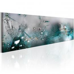 Murando DeLuxe Modrý prach Velikost  100x30 cm