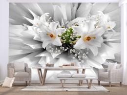 Murando DeLuxe 3D tapeta lilie