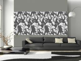 Murando DeLuxe Ocelový podzim Klasické tapety  49x1000 cm - samolepicí