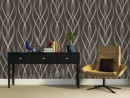 Murando DeLuxe Èokoládová relaxace Klasické tapety  49x1000 cm - samolepicí