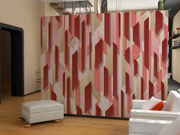 Murando DeLuxe Jahodové pole Klasické tapety  49x1000 cm - samolepicí
