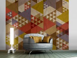 Murando DeLuxe Patchwork Klasické tapety  49x1000 cm - samolepicí