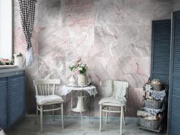 Murando DeLuxe Rùžový kámen Klasické tapety  49x1000 cm - samolepicí
