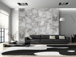 Murando DeLuxe Šedé stíny Klasické tapety  49x1000 cm - samolepicí