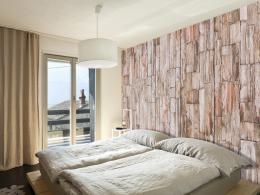 Murando DeLuxe Kamenná cesta Klasické tapety  49x1000 cm - samolepicí