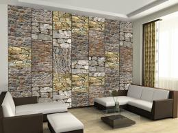 Murando DeLuxe Kamenná skládanka Klasické tapety  49x1000 cm - samolepicí