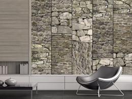 Murando DeLuxe Kamenná variace Klasické tapety  49x1000 cm - samolepicí