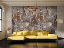 Murando DeLuxe Veèerní ohništì Klasické tapety  49x1000 cm - samolepicí