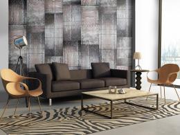 Murando DeLuxe Mosazná stìna Klasické tapety  49x1000 cm - samolepicí