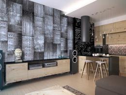 Murando DeLuxe Mosazný sen Klasické tapety  49x1000 cm - samolepicí