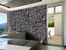 Murando DeLuxe Žulová pevnost Klasické tapety  49x1000 cm - samolepicí