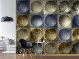 Murando DeLuxe Moderní mozaika Klasické tapety  49x1000 cm - samolepicí
