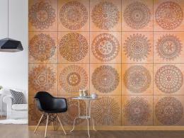 Murando DeLuxe Orientální estetika Klasické tapety  49x1000 cm - samolepicí