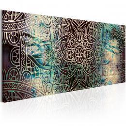 Murando DeLuxe Mandala - uzel míru Velikost  120x40 cm