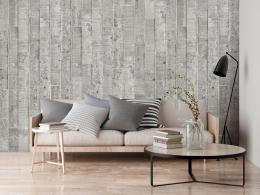 Murando DeLuxe Betonový design Klasické tapety  49x1000 cm - samolepicí