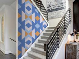 Murando DeLuxe Vzor pobøeží Klasické tapety  49x1000 cm - samolepicí
