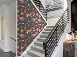 Murando DeLuxe Rozbitá šeï Klasické tapety  49x1000 cm - samolepicí
