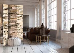 Murando DeLuxe Paraván dekorativní kámen