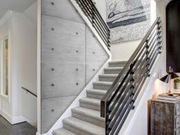 Murando DeLuxe Syrová elegance Klasické tapety  49x1000 cm - samolepicí