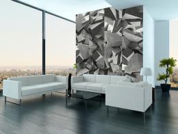 Murando DeLuxe Konkrétní disharmonie Klasické tapety  49x1000 cm - samolepicí