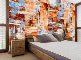 Murando DeLuxe Koroze Klasické tapety  49x1000 cm - samolepicí