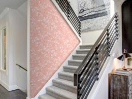 Murando DeLuxe Korálová arabeska Klasické tapety  49x1000 cm - samolepicí
