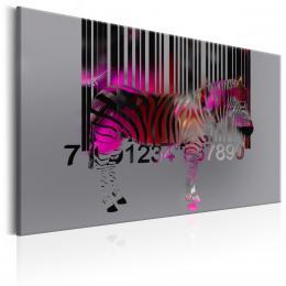 Murando DeLuxe Fialová zebra