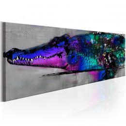 Murando DeLuxe Fialový krokodýl