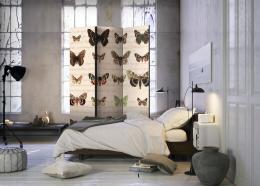 Murando DeLuxe Paraván motýli