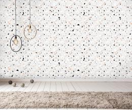 InSmile ® Tapeta imitace Terrazzo Vel. (šíøka x výška)  144 x 105 cm