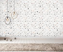 InSmile ® Tapeta imitace Terrazzo Vel. (šíøka x výška)  144 x 105 cm - zvìtšit obrázek