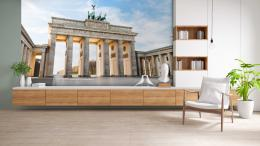 InSmile ® Tapeta Berlín Vel. (šíøka x výška)  144 x 105 cm