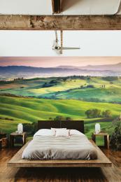 InSmile ® Tapeta ranní údolí Vel. (šíøka x výška)  144 x 105 cm - zvìtšit obrázek